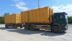 DAF CF85.460 naťahovák kontajnerov